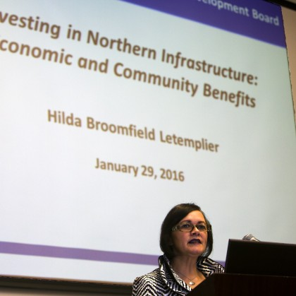 Closing the Gap: The NAEDB urges the federal government to invest in Northern infrastructure