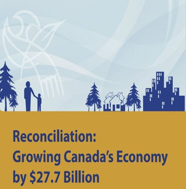 Without equal economic opportunities, there can be no reconciliation with Indigenous Canadians