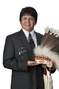 The Board Welcomes Back Chief Clarence Louie